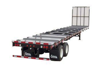 Poultry flatbed